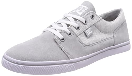 DC Shoes Tonik W SE, Zapatillas para Mujer, Gris (Light Grey Plaid LGY), 37 EU