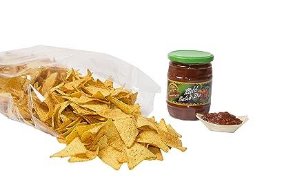 aperisnack® – snack2142 – Dip – Nachos Gusto Paprika, 1 sobre sobres 750 gr