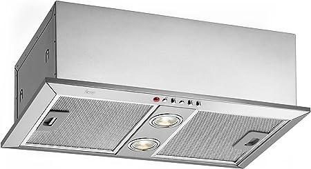 Teka GFH 55/73 I, Campana, 1, Acero Inoxidable: Amazon.es: Grandes electrodomésticos