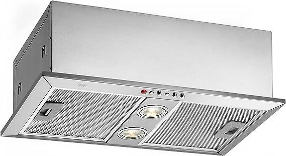 Teka - Campana grupos filtrantes gfg-2-s inoxidable clase de eficiencia energetica e: Amazon.es: Grandes electrodomésticos