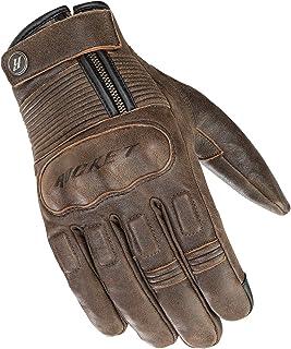 Joe Rocket Men's Briton Motorcycle Glove (Brown, XXX-Large)