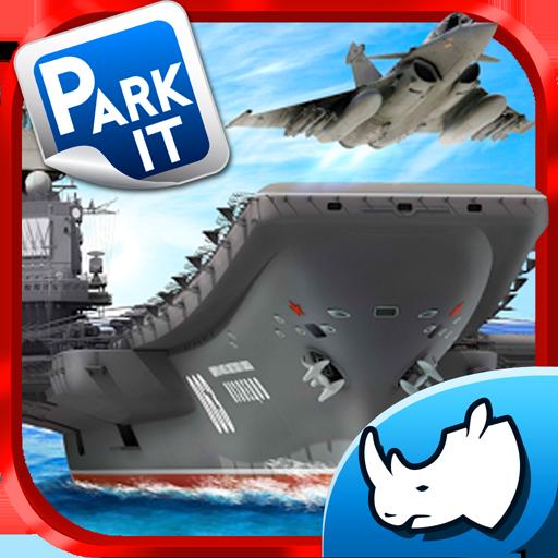 Aircraft Carrier Games - Aircraft Carrier Parking 3D