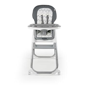 Ingenuity Trio Elite 3-in-1 High Chair u2013 Braden - High Chair  sc 1 st  Amazon.com & Amazon.com : Ingenuity Trio Elite 3-in-1 High Chair - Braden - High ...