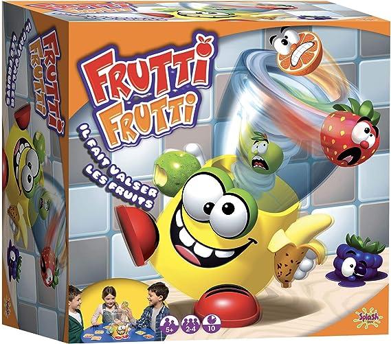 Splash Toys 30105 Frutti Frutti Frutti - Juego de acción: Amazon.es: Juguetes y juegos