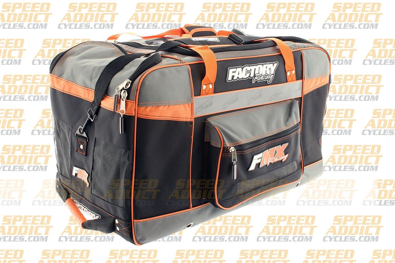 Factory FMX Motorcross Gear Bag XLarge Orange by Factory Racing (Image #2)