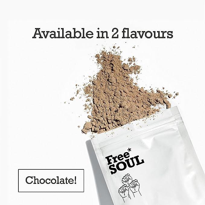 ... Protein | 80% Con Ingredientes Naturales para la Nutrición, Equilibrio Hormonal, Mental y Energético | sin Gluten o Soja | 600g Chocolate: Amazon.es: ...