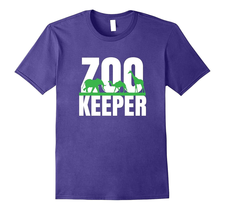 Zoo Keeper T Shirt-FL