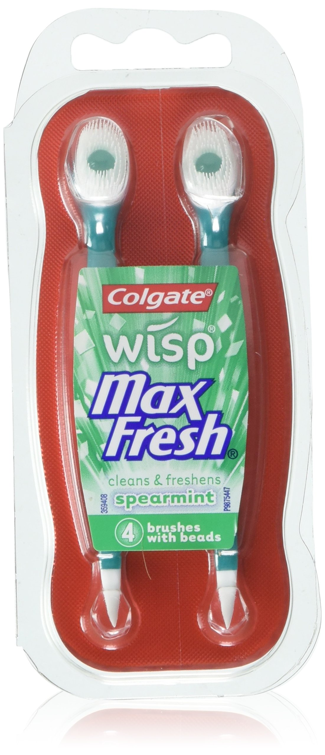 Amazon.com: Colgate Wisp Peppermint, 16 Brushes: Beauty