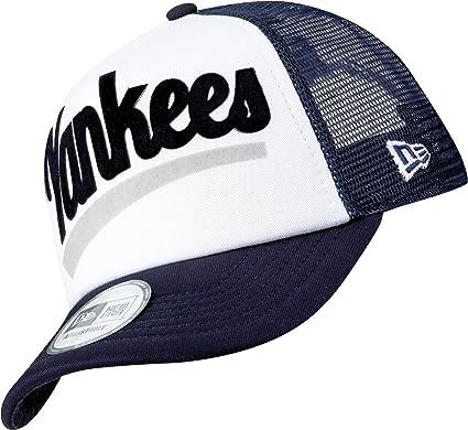 d2ea47e0ddf0c New Era - Gorra de Los Yankees de Nueva York azul BLUE   OSFA Talla talla  única  Amazon.es  Deportes y aire libre