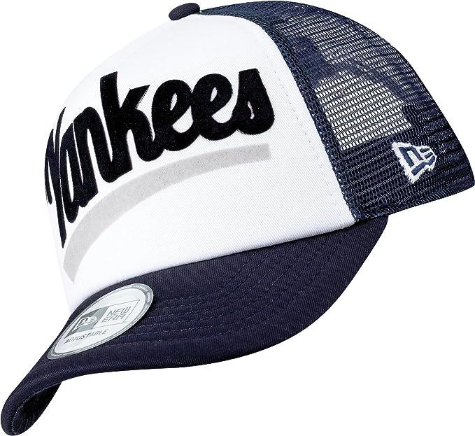 New Era - Gorra de Los Yankees de Nueva York azul BLUE   OSFA Talla talla  única  Amazon.es  Deportes y aire libre e001c578d42