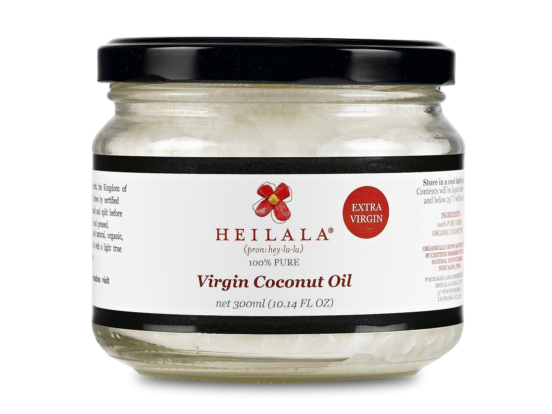 Amazon.com : 100% Pure Organic Virgin Coconut Oil, Cold Pressed from ...