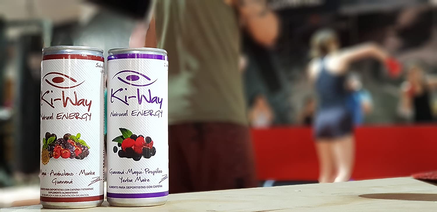 Amazon.com : Ki-Way IMMUNE Natural Energy Drink (Maqui), Anti-Aging, Metabolic and Cardiovascular Support, 6-Can Value Pack, 8.4oz / 250mL Cans : Grocery ...