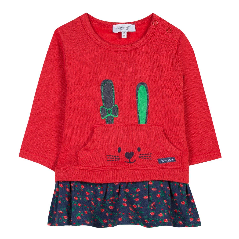 Alphabet Baby Girls' T-Shirt