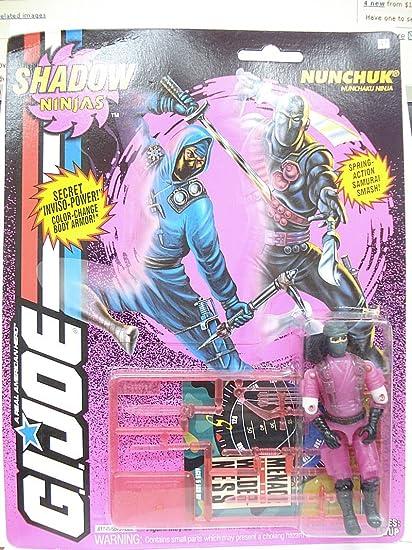 Amazon.com: G.I JOE Shadow Ninjas - Nunchuk: Toys & Games