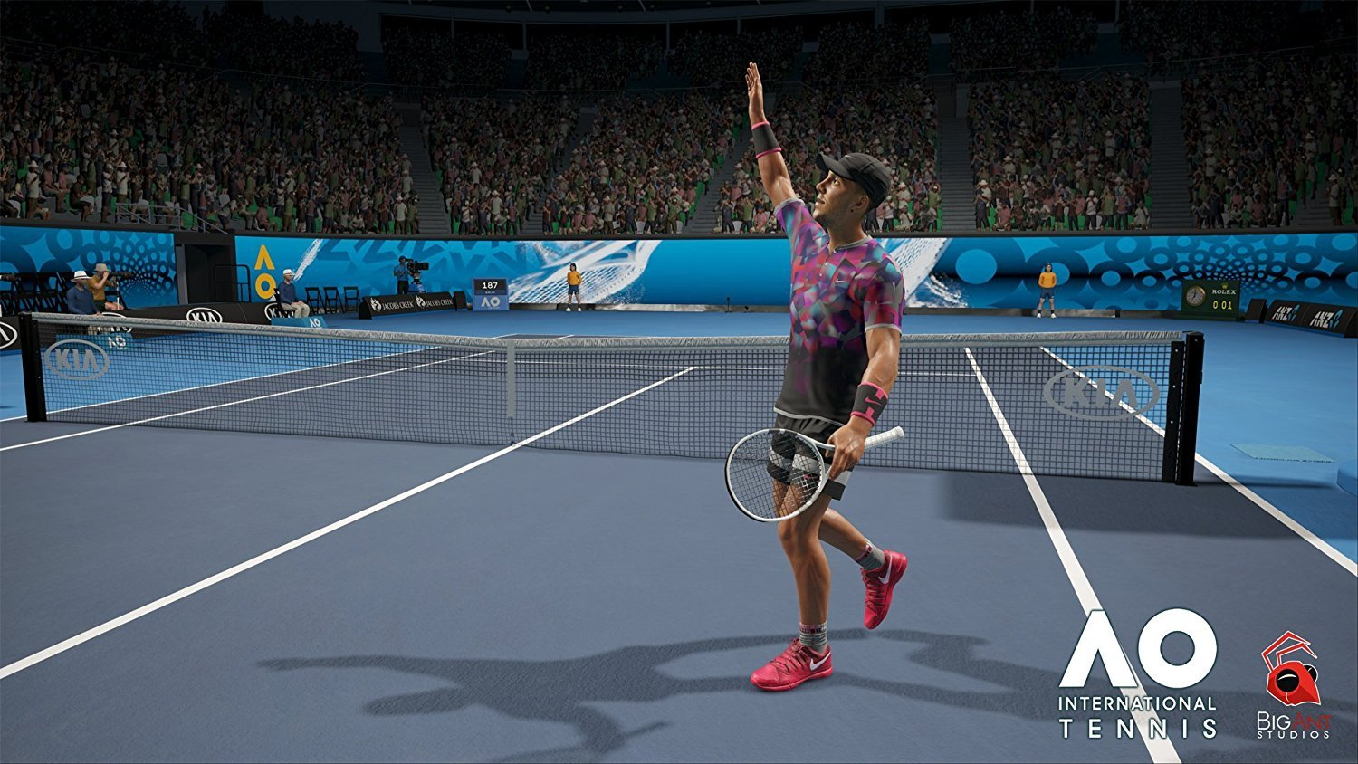 AO International Tennis (Xbox One) by Big Ant Studios (Image #4)