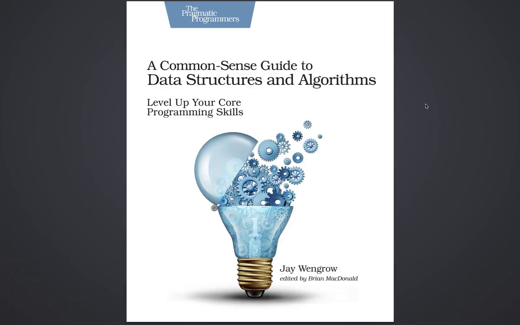 A common sense guide to data structures and algorithms level up related media baditri Image collections