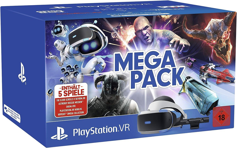 PlayStation Virtual Reality Mega Pack [Importación alemana ...