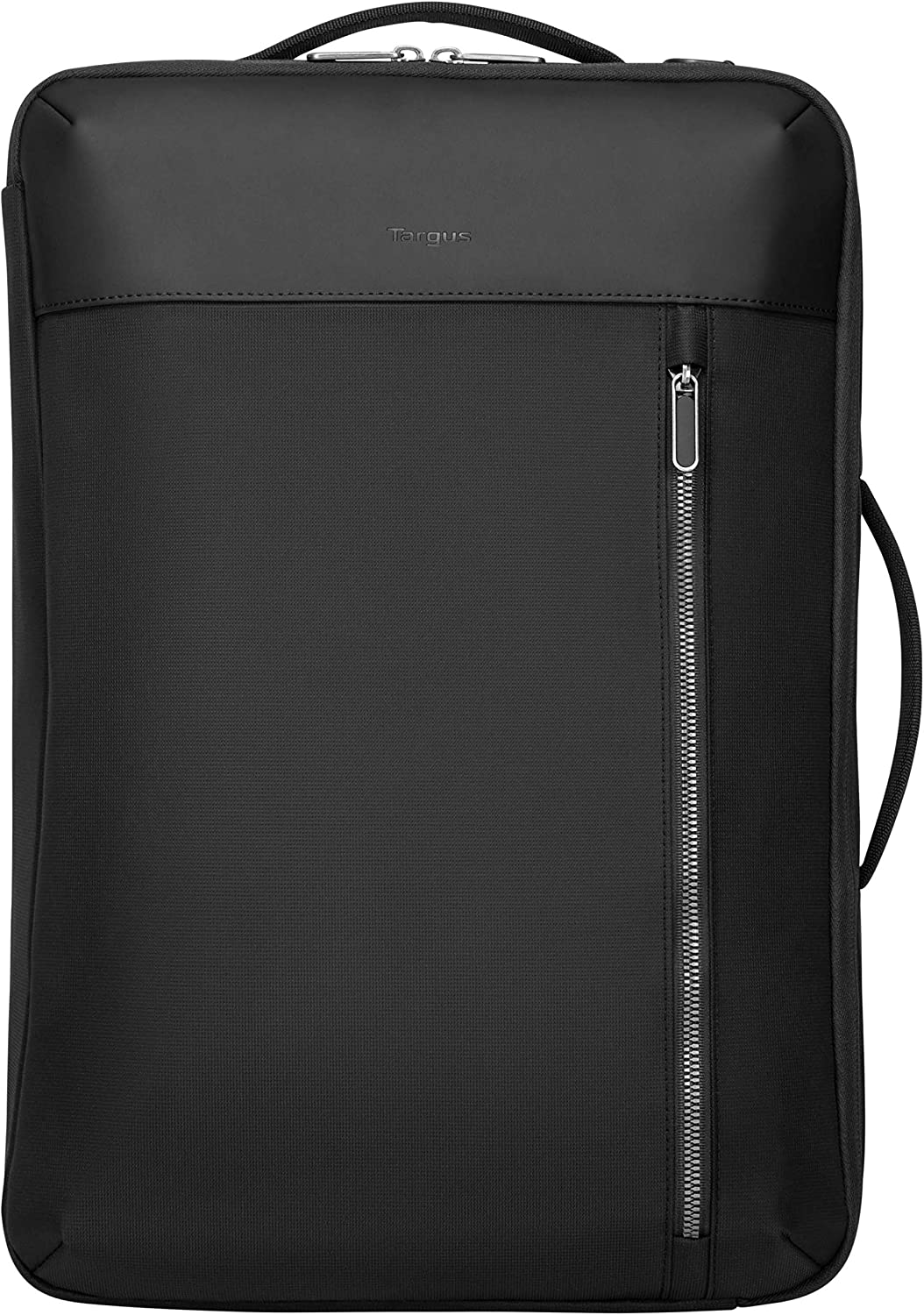 Targus Urban Convertible Backpack Designed for Business Traveler and School fit up to 15.6-Inch Laptop/Notebook, Black (TBB595GL)