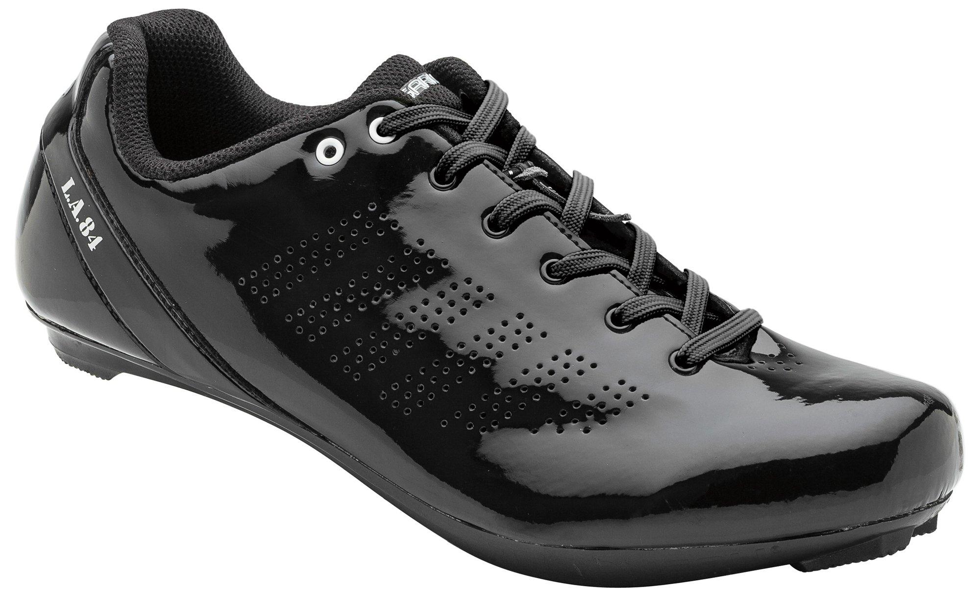 Louis Garneau - L.A. 84 Bike Shoes, Black, US (12), EU (47)