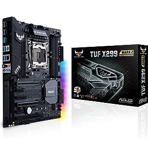 Amazon.com: ASUS Prime X299-DELUXE LGA2066 DDR4 M.2 U.2 ...