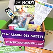 Tinkering Toddler Crates - Preschool Monthly Subscription Box: 3 to 5 Years Old