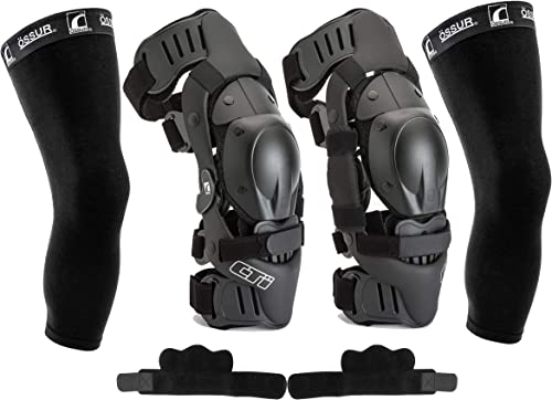 Ossur CTi Knee Brace Protection Set - Motocross Edition
