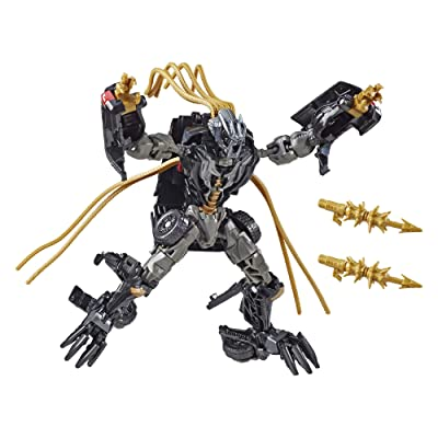 Transformers Studio Series 30 Deluxe Class Dark of The Moon Crankcase Action Figure: Toys & Games