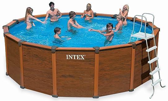piscine intex sequoia