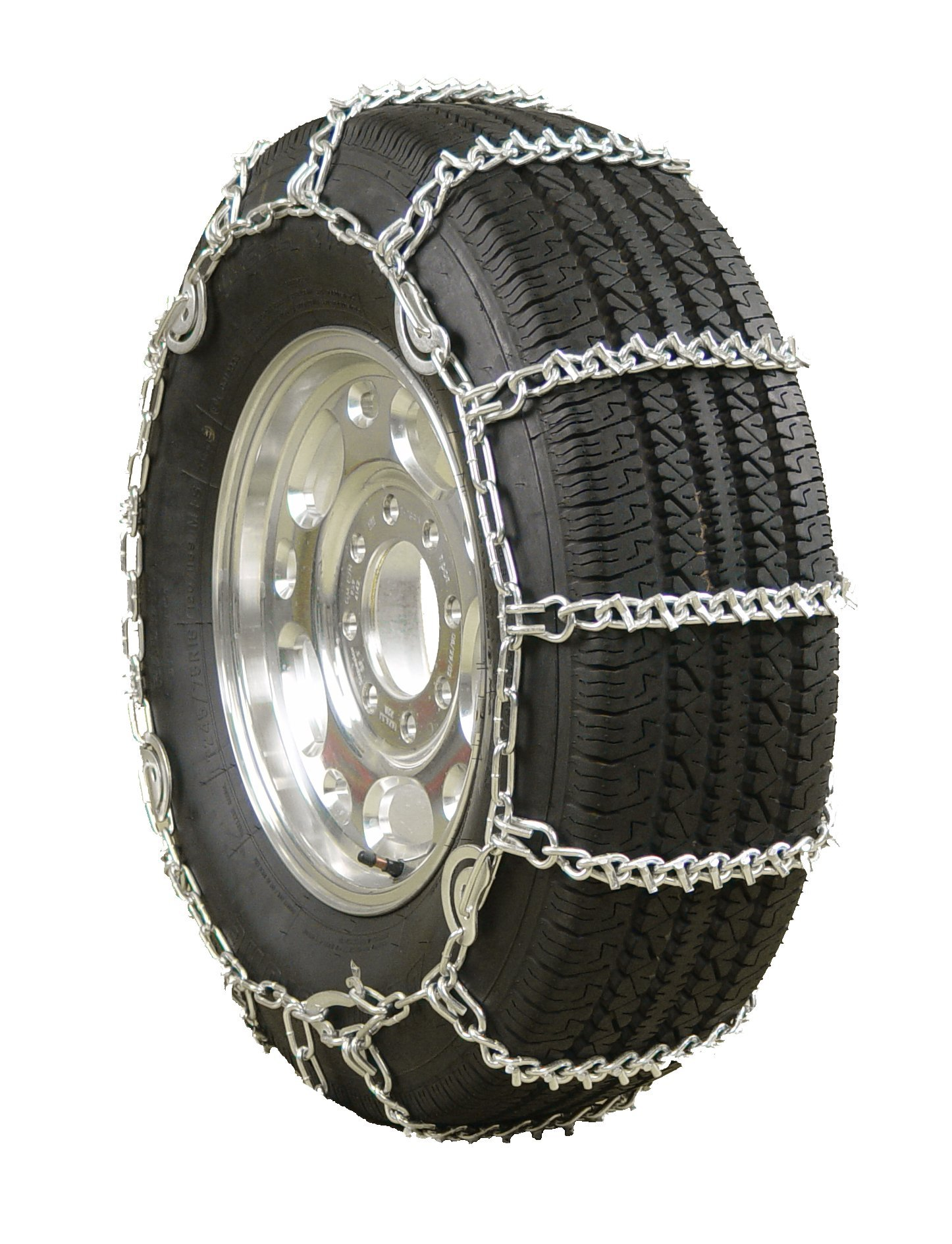 Glacier Chains H2819SC Light Truck V-Bar Twist Link Tire Chain