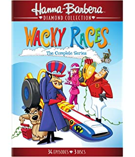 wacky races 2017 tv tropes