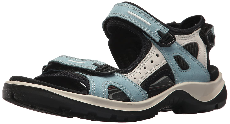 ECCO Women's Yucatan Sandal B072HM2591 41 EU/10-10.5 M US|Arona