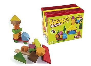 jeujura jeux de construction tecap forminis 60 pices - Tecap Color