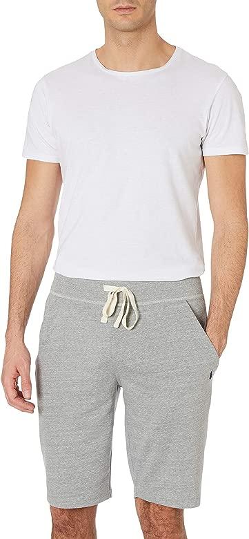 Polo Ralph Lauren Pyjama - Pantalón Corto Gris L: Amazon.es: Ropa ...