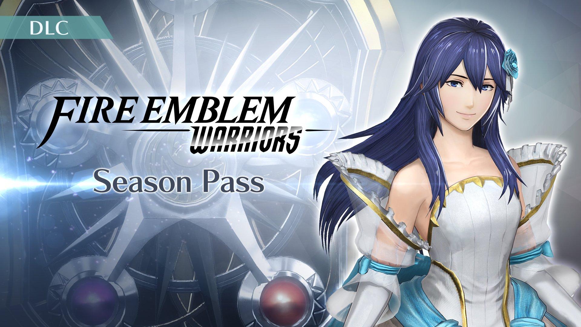 Fire Emblem Warriors Season Pass - Nintendo Switch [Digital Code]