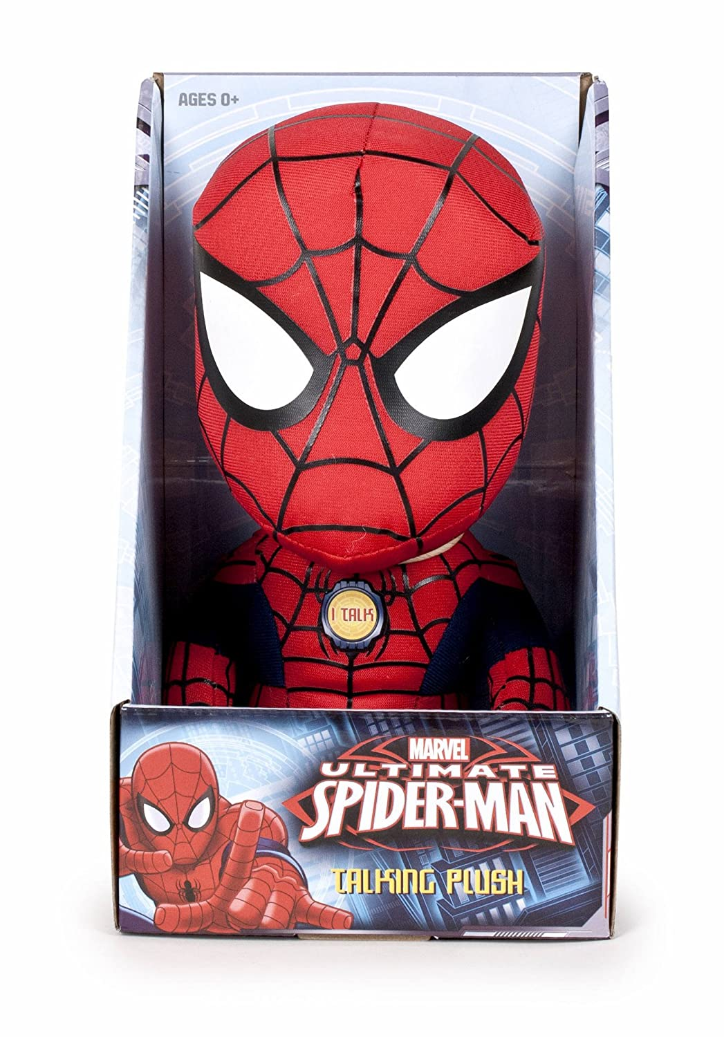 Marvel- Spiderman Peluche. (Famosa 760014301): Amazon.es ...