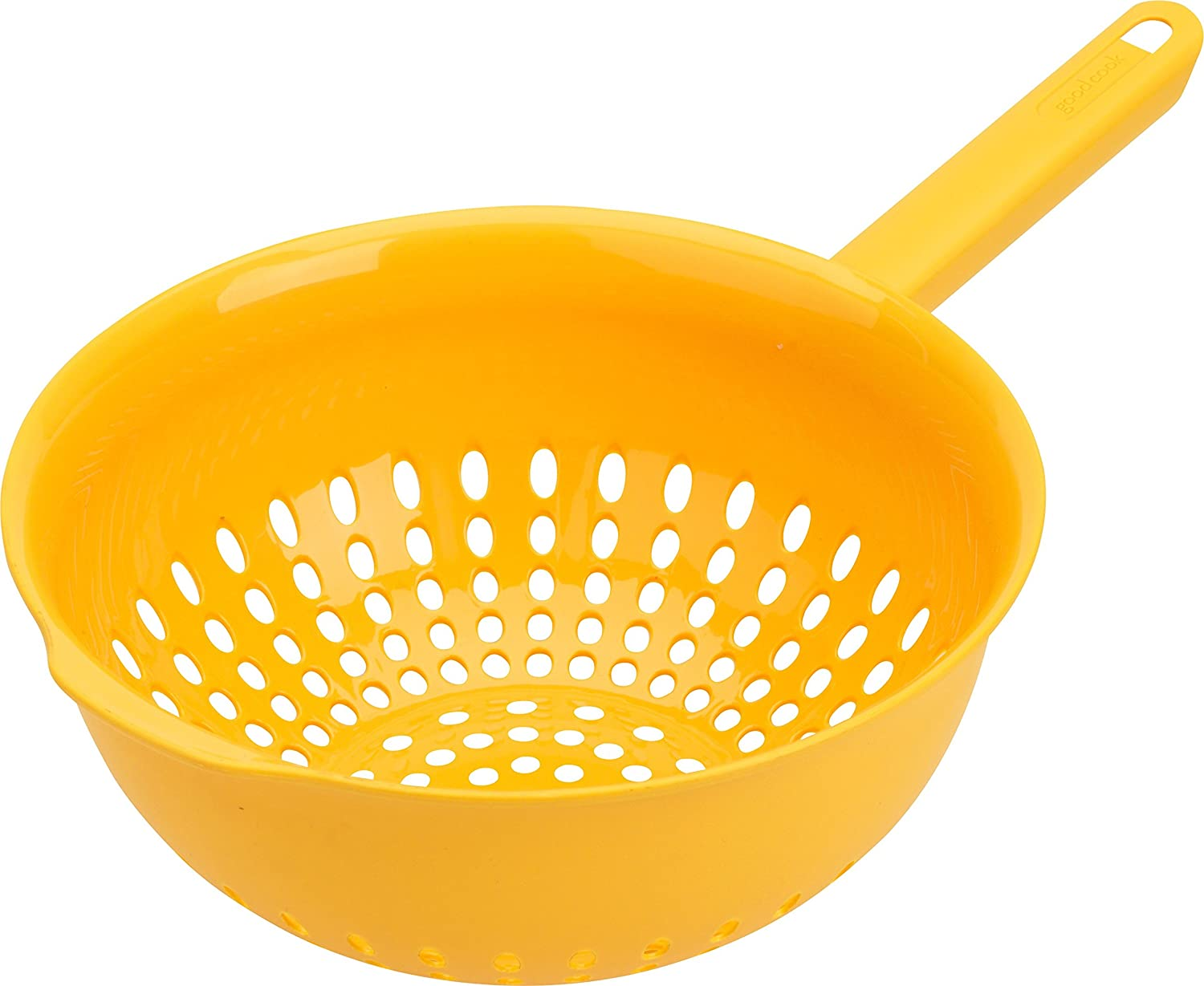 Good Cook 3-Quart Plastic Colander with Handle Bradshaw International 12495