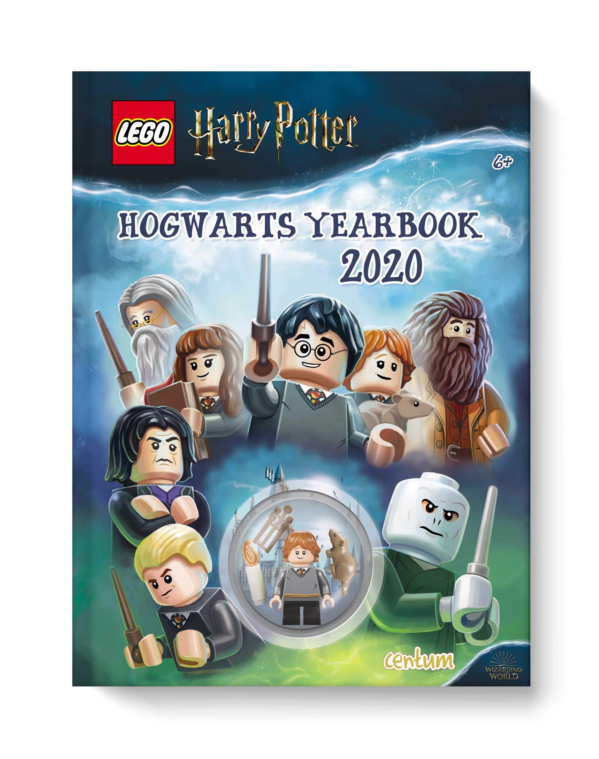 Lego Harry Potter Hogwarts Yearbook 2020: Amazon.es: Centum ...