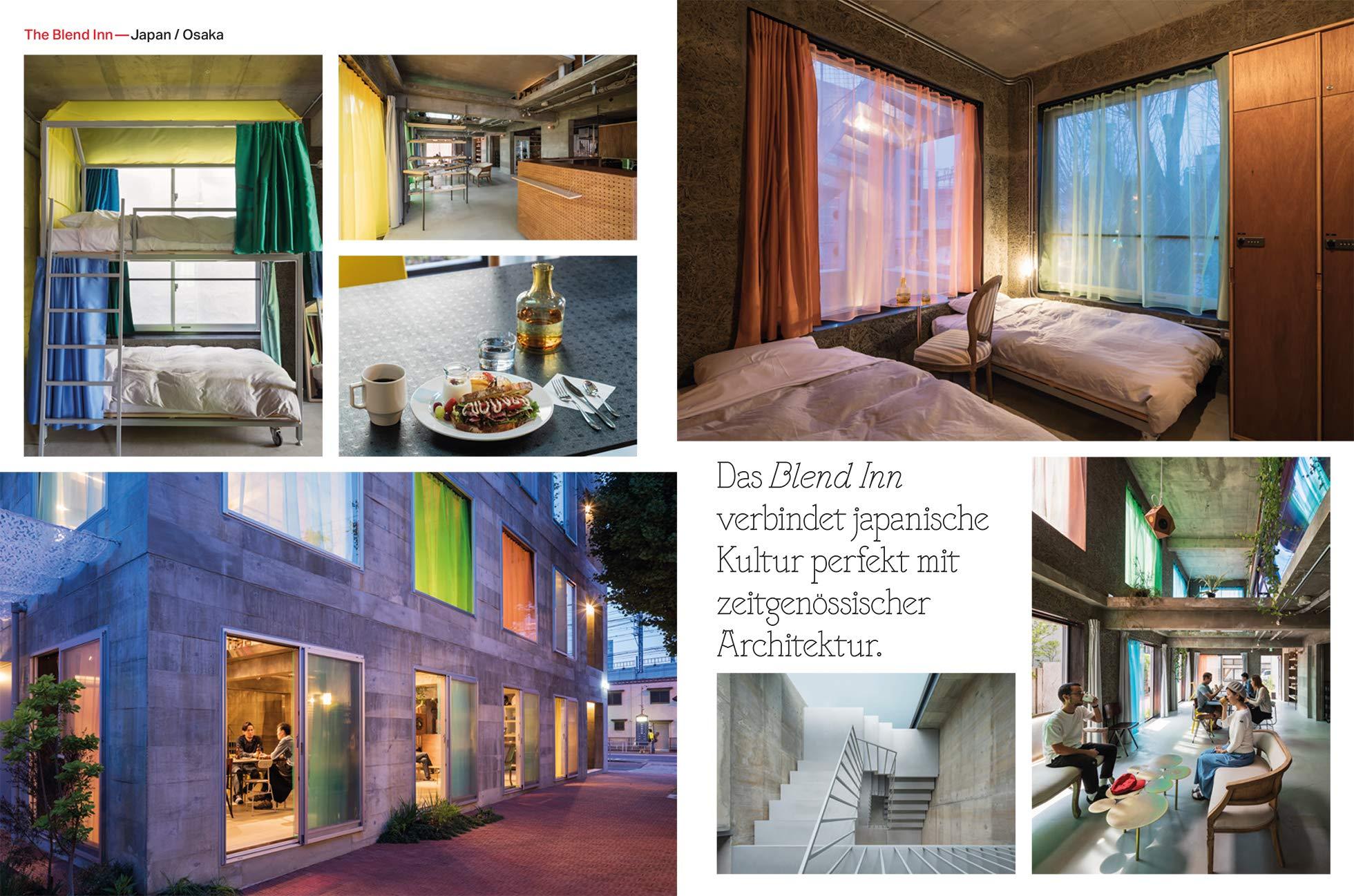 The Grand Hostels Die Schicksten Design Hostels Der Welt Amazonde