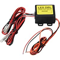 Dectane SY SJ271EW Day Time Running Light Switch Automatic On For DRL LED Lamp LHD - Black