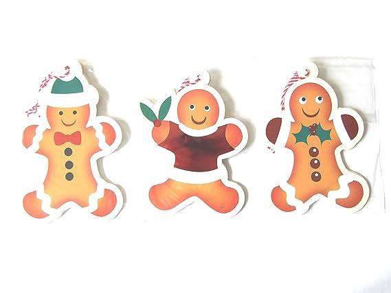 Amazon.com: Navidad gran etiquetas de regalo – Cute ...