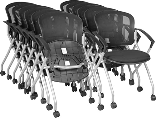 Regency Cadence Nesting Chairs Set of 12