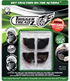 Snakebyte Trigger Treadz - Original 4-Pack for (Xbox One) - Anti Slip Trigger Rubbers - Finger Grips - Xbox One…