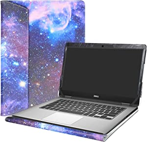 "Alapmk Protective Case Cover for 14"" Dell Latitude 14 5491 5495 5490 5480 5488 e5470 / Latitude 14 e7470 Series Laptop(Warning:Not fit Latitude 14 7490 7480 E7450/Latitude 14 E5450),Galaxy"