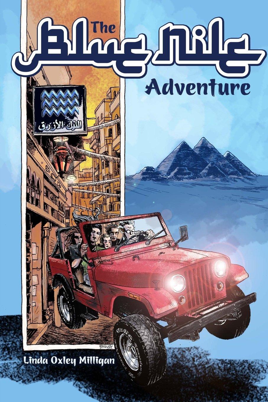 The Blue Nile Adventure pdf