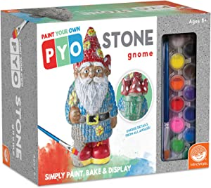 MindWare Paint Your Own Stone: Garden Gnome