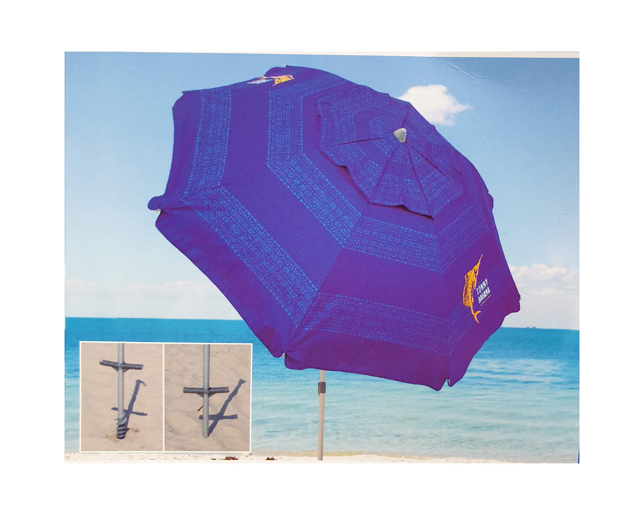 Tommy Bahama Sand Anchor Beach Umbrella 2019 by Tommy Bahama Umbrella