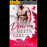Dragon Meets Girl (Forgotten Dragons Book 2)