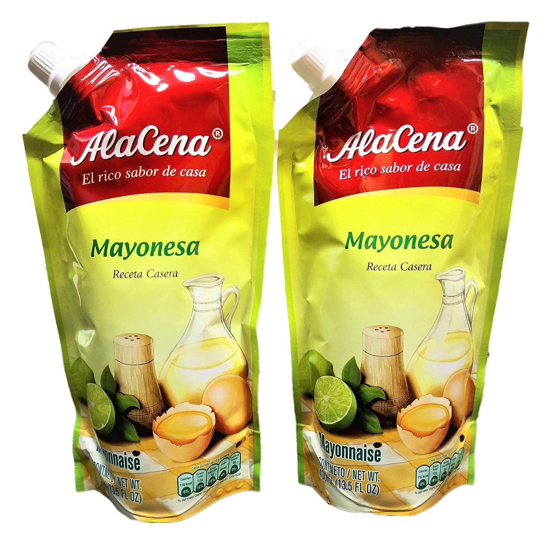 Amazon.com : AlaCena Mayonesa Receta Casera 2pack : Grocery & Gourmet Food