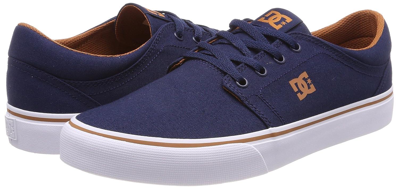 DC Men's Trase TX Unisex Skate US|Navy Shoe B0792LM6F1 11 D(M) US|Navy Skate Camel bcb886