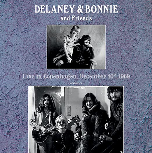 Live In Copenhagen December 10Th 1969
